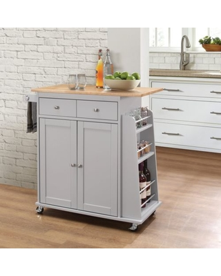 Get The Deal. 14% Off Acme Furniture Tullarick Portable Kitchen .