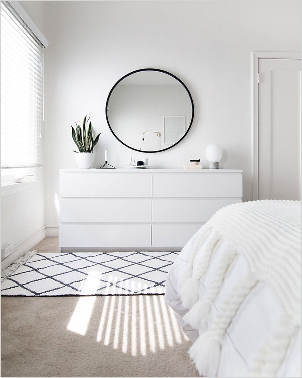 √√ IKEA White BEDROOM Furniture | Home Interior Exterior Decor .