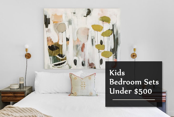 Best Bedroom Sets Under $500 to Buy in 20