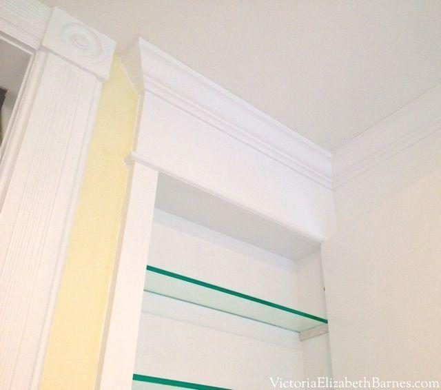 DIY bath remodel = DIY medicine cabinet. | Bath remodel diy, Diy .