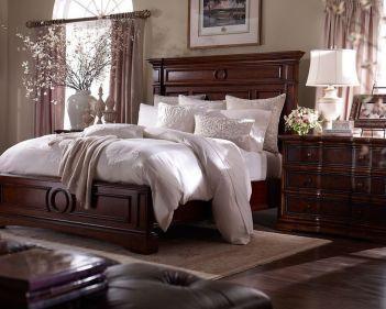 43 Romantic Rustic Bedroom Ideas - ROUNDECOR | Master bedroom .