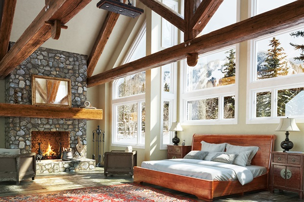 Get the Look: A Romantic, Rustic Bedroom | Rent-A-Cent