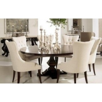 Round Dining Table For 8 People - Ideas on Fot