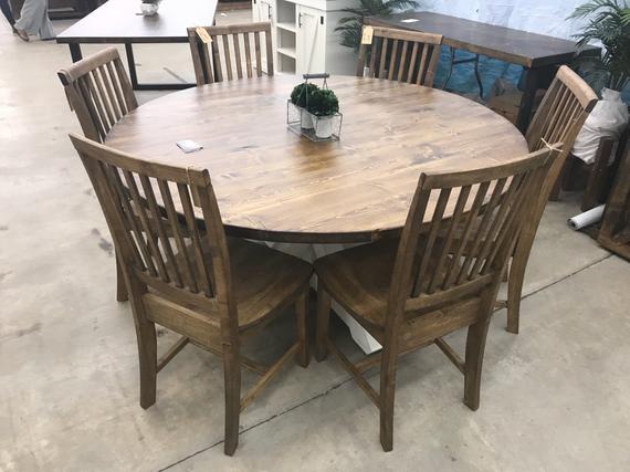 Round kitchen table | Et