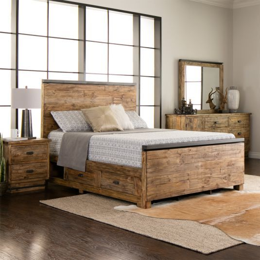 Century Bedroom Collection | Jerome's Furniture | King bedroom .