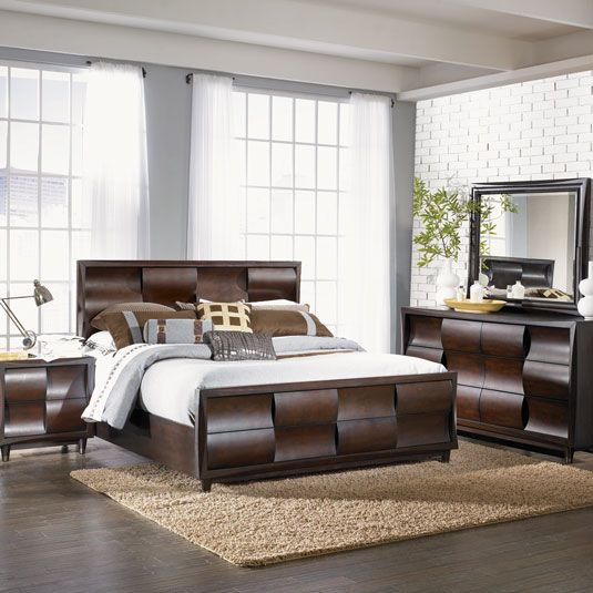Harmony Bedroom Collection | Master bedroom set, King bedroom sets .