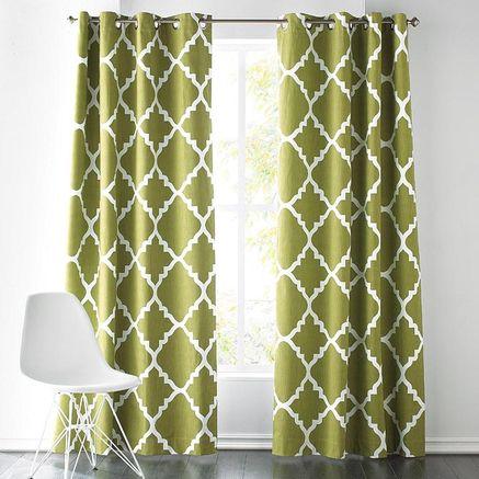 Sears | Room lights decor, Grommet panels, Baby room curtai