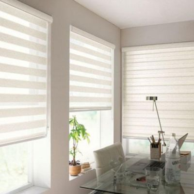 wholeHome® / MD & # 39; sheer view & # 39; Roller protection with .