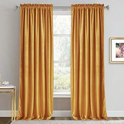 Window Drapes | Curtain Panels - Sea