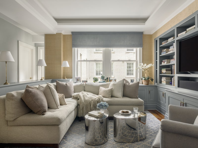 The Best Sofas for Small Rooms Are Sectionals | Architectural Dige