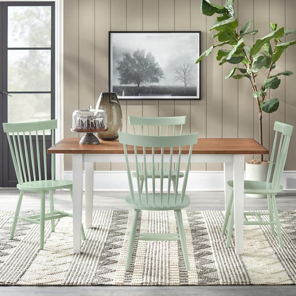Shop Simple Living Mayview 5-piece Dining Set - Overstock .