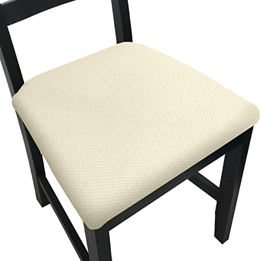 Amazon.com: Chair Seat Covers for Dining Room Chair Seat .