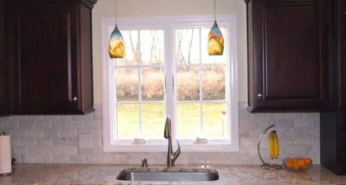 Over The Sink Lights Inspiration Homes Decor For Kitchen Lighting .