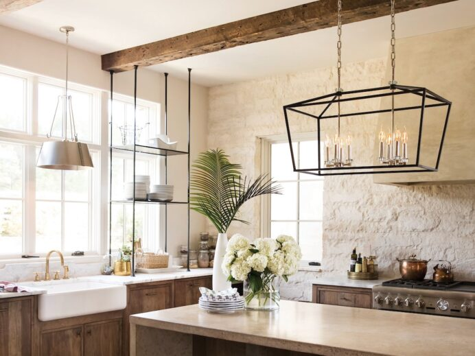 Clean Up Your Lighting Kitchen Sink Ideas Ylighting Lights For .