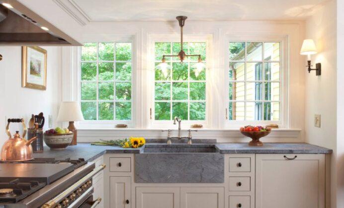 Over Sink Kitchen Lighting Ideas That Make Total Sense Lights For .