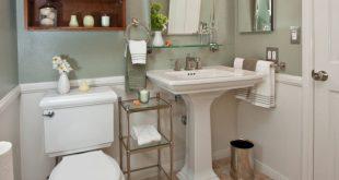 20 Beautiful Bathroom Designs with Pedestal Sin