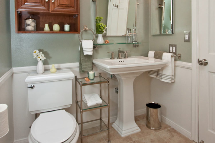 Small Bathroom Sink with Pedestal Ideas