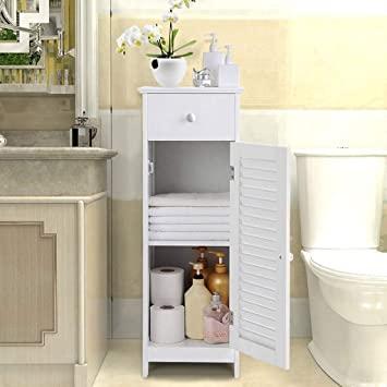 Amazon.com: Beyonds Bathroom Storage Cabinet Organizer with .