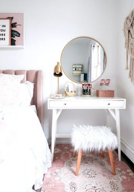 22 Ideas For Makeup Organization Tumblr Dressing Tables | Small .