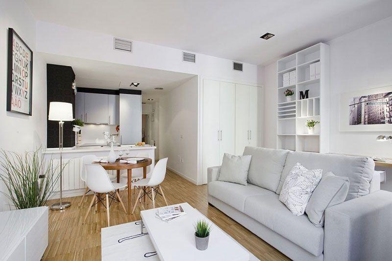 20 Best Small Open Plan Kitchen Living Room Design Ideas | Living .