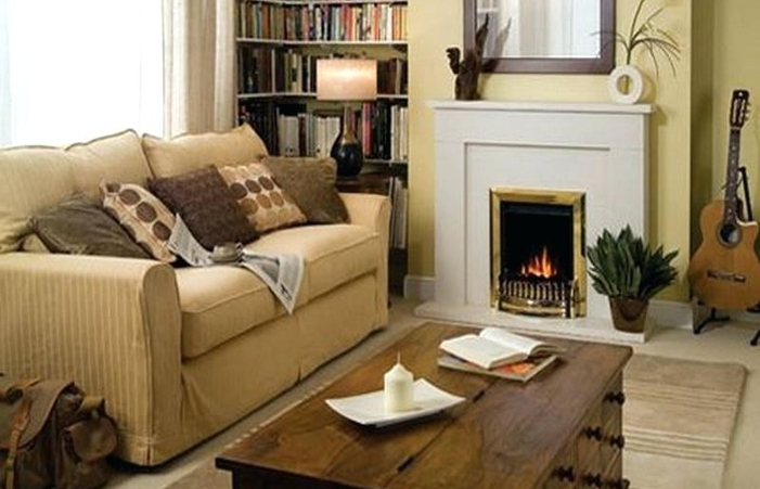 Living Room Fireplace Decor Decorating Ideas For Small Rooms With .
