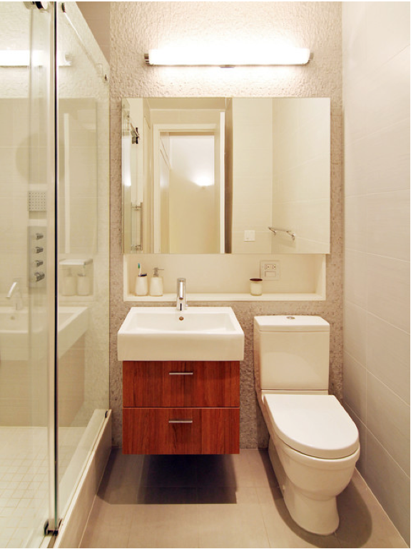 Small Bathroom Design: Smart Sizing Tips for Better Function – The .