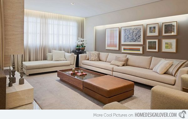 Check the 15 Homey Contemporary Open Living Room Ideas for more .
