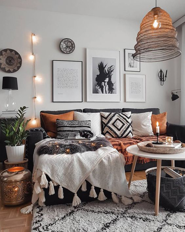 27 Magical Ways To Decorate Your Home With String Lights .