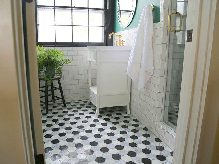 Beautiful Bathrooms With Subway Ti