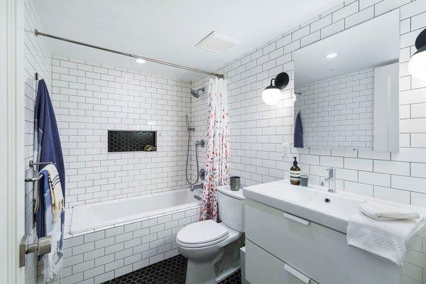 20 Beautiful Subway Tile Bathroom Ide