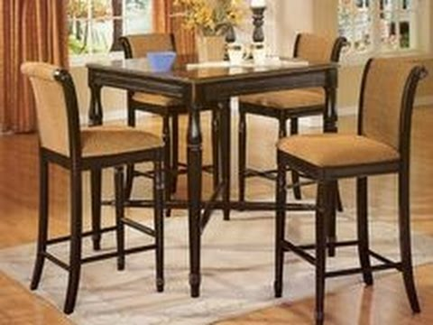 Tall Kitchen Tables - YouTu