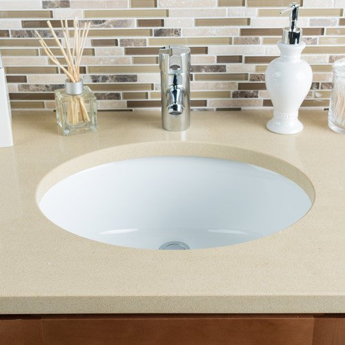Undermount Bathroom Sink