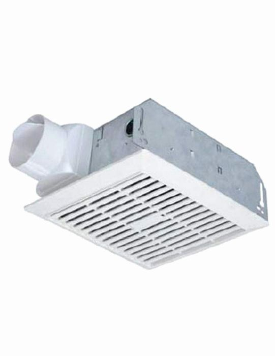Cfm Exhaust Fan Bathroom Inspirational Airzone 50 Cfm Bathroom .