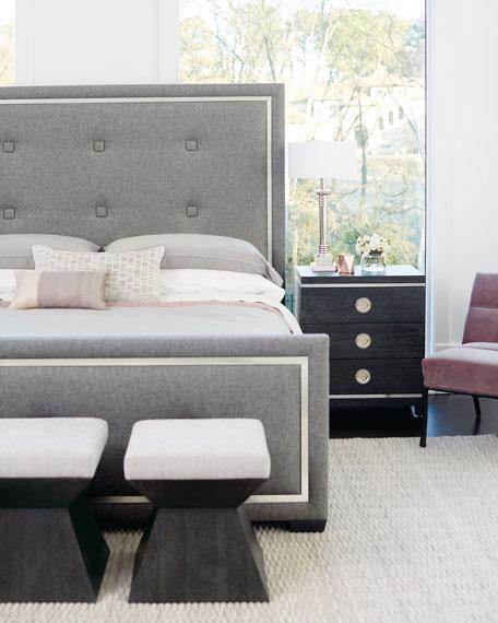 Bernhardt Decorage Upholstered Bedroom Ben