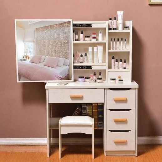33 Why Everybody Is Talking About Makeup Vanity Ideas Bedroom .