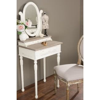 Small Vanity Table For Bedroom - Ideas on Fot
