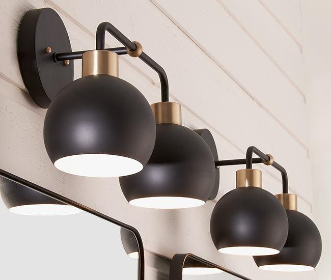 How to Find the Best Bathroom Vanity Lighting - Shades of Lig