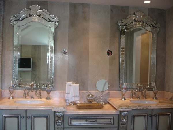 Vanity Mirror With Lights For Bedroom With Flair — Office PDX Kitch