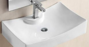 Irma Vitreous China Wall-Mount Bathroom Sink – Magnus Home Produc