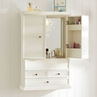 Bathroom Wall-Mounted Cabinets - Ideas on Fot