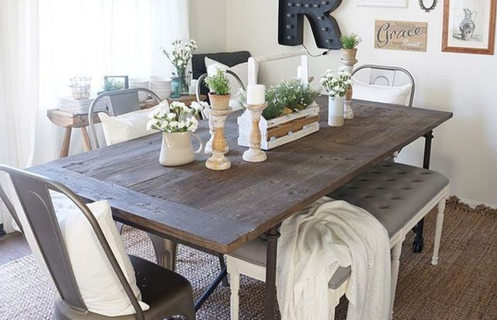 Home Elements And Style Room Decorating Ideas Rustic Decor .