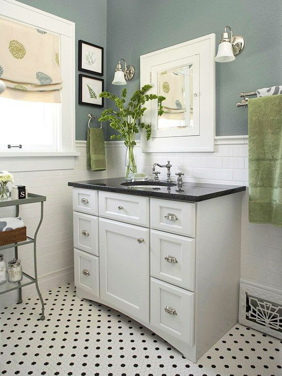 Before and After: Bathroom Renovations and Makeovers | Small .