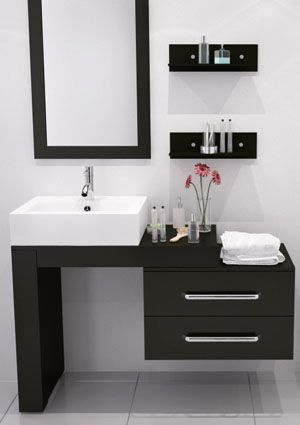 Vessel Sink Vanities for the Modern Bathroom | Bathroom design .