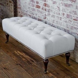 Bedroom Benches - MASTER BEDROOM? | Living room table sets .