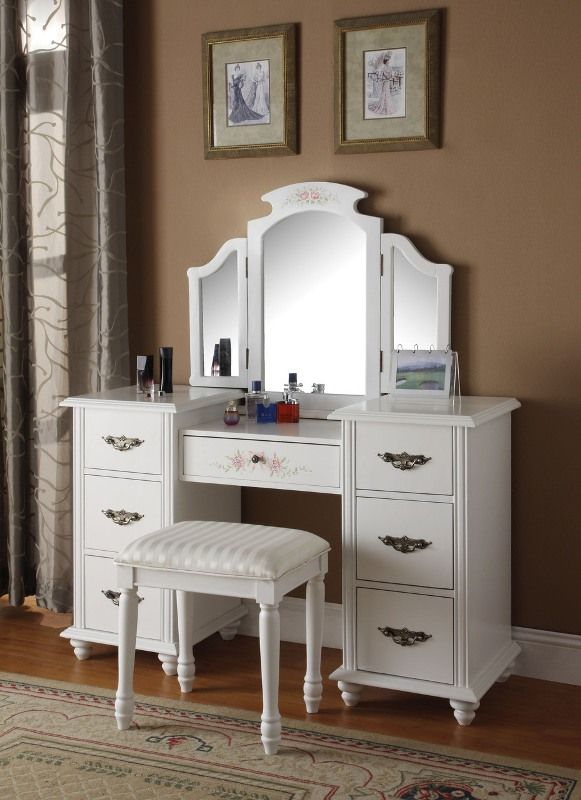 5 Tips for Choosing the Perfect Vanity Dressing Table · Wow Decor .