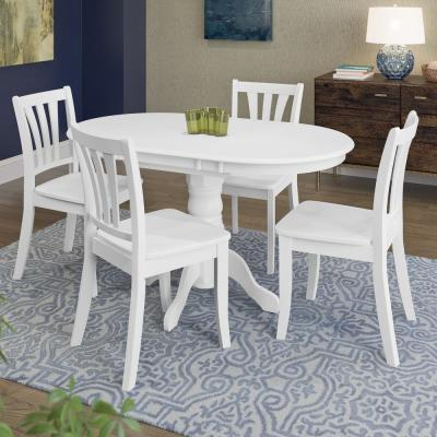 White - Dining Room Sets - Kitchen & Dining Room Furniture - The .
