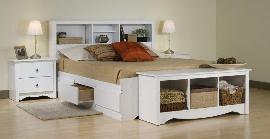 Storage Platform Bedroom Sets : Bedroom Furniture Design Idea .