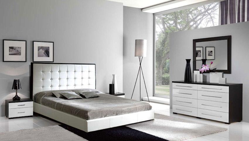 Luxury Home Design Furniture: Black Bedroom Se