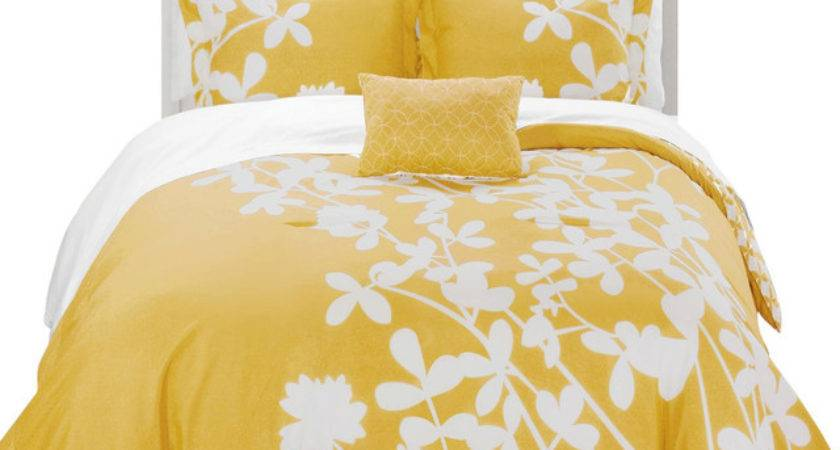 Smart Placement Yellow And White Comforter Sets Ideas - Barb Hom