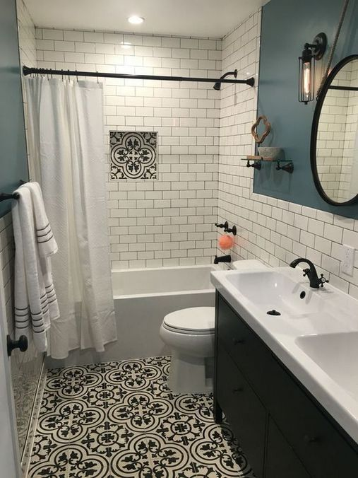 Bathroom Paint Color Ideas & Inspiration | Benjamin Moore in 2020 .